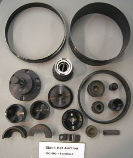 Nice Lot of 17 Assorted Ford Transmission Tools Rotunda LH 16373