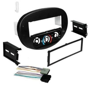 Ford Radio Stereo Install Dash Kit with Wire Harness