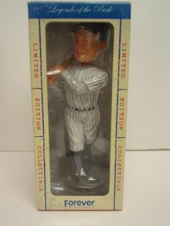 Babe Ruth Forever Collectibles Legends Of The Park Bobblehead (sku