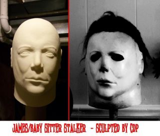 Friday the 13th latex Mask Jason Don Post Kirk Freddy Myers Halloween