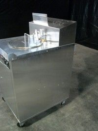 we have a chester fried cf400 deep fat kettle fryer
