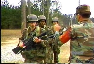 Ft Fort Benning Infantry Basic Training Video DVD