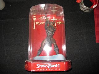 Frazetta Series Snow Giant Artist Series