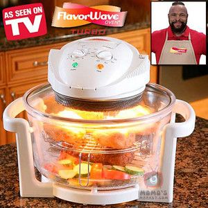 Flavor Wave Turbo Oven as Seen on TV