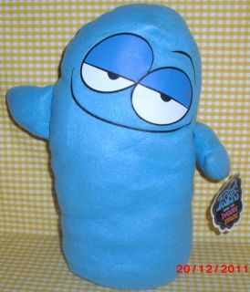 Fosters Home for Imaginary Friends Plush 13 Bloo 2011 Cartoon Network