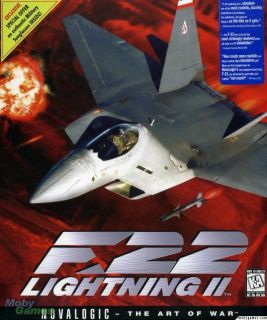 PC CD Jet Fighter Dogfight Air Combat Flight Simulation Game