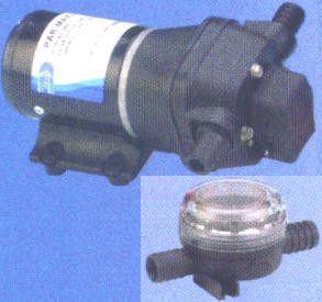 ITT Jabsco Par Max 4 Automatic Water System Pump 5711