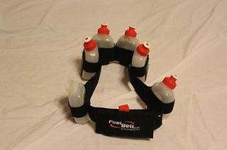 Iron Man Fuel Belt Medium Hydration Energy Gel Carrier
