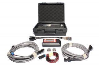 Wide Band Dual O2 Sensor Digital DYNO Cell Air & Fuel Meter #170602
