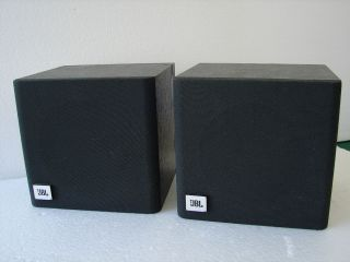JBL Flix 1 Surround Speakers Pair Vintage Speakers