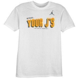 Nike Air Jordan Your J's T Shirt Save 35