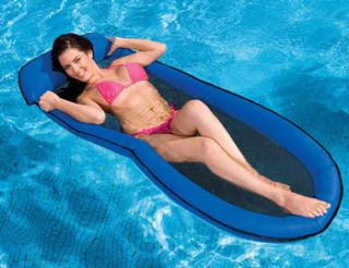 Intex 58833 Mesh Lounge Swimming Pool Floating Inflatable Float Chair