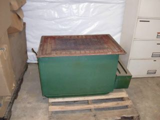 Used LP Propane Floor Furnace 50 000 BTU Heater