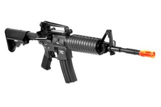 SRC Gen II Full Metal M4 M4A1 Electric Airsoft Gun AEG SR4 Series