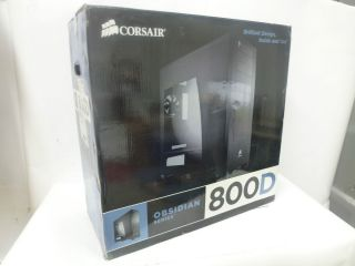 NEW Corsair CC800DW Obsidian Series800D ATX Full Tower Case
