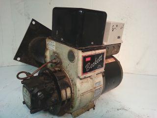 Used Offset Square Flange Furnace Boiler Heater Waste DIY