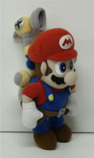 Nintendo Super Mario Sunshine & Fludd Plush Toy