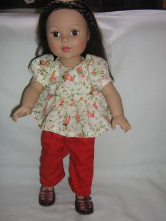 Fits American Girl Friends Boutique Battat 18 Doll Clothes Handmade