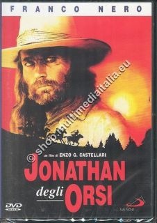 Jonathan Degli Orsi 1995 Franco Nero DVD Nuovo