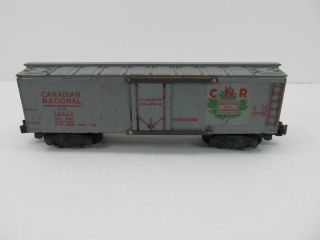 24419 American Flyer Train Canadian National Reefer Refrigerator Car