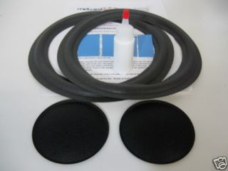 Infinity SM100 SM102 10 Woofer Foam Kit Speaker Repair