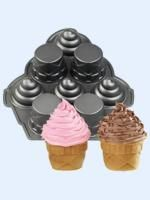 Wilton Dimensions Ice Cream Cone Cake Pan Multi Cavity