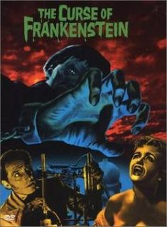 of frankenstein hammer film dvd new title the curse of frankenstein