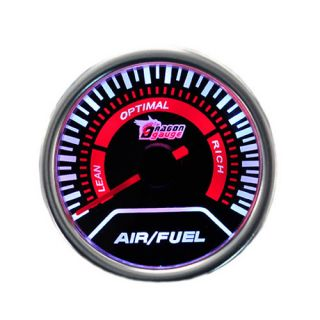 Motor Universal 2 Air Fuel Ratio LED Gauge New