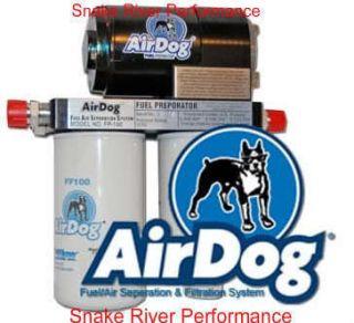 Airdog Fuel System 94 98 Dodge Cummins Diesel 150GPH
