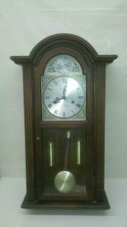 Waltham Tempus Fugit 31 Day Chime Wall Clock GREAT DEAL Look