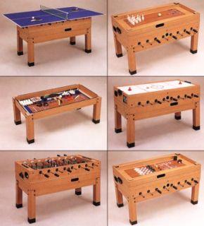 TABLE~FOOSBALL~POOL~AIR HOCKEY~SHUFFLEBOARD~PING PONG~DANBURY ~ NEW