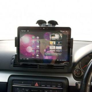 Windscreen Mount Kit Slim Holder for Samsung Galaxy Tab 10 1