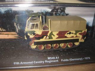 A1 11th Armored Cavalry Regiment Fulda Germany 1979 IXO Altaya