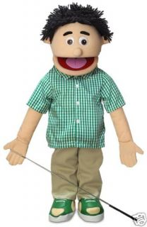 Kenny 25 Full Body Ventriloquist Dummy Puppet