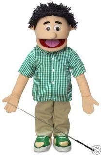 Kenny 25 Full Body Ventriloquist Dummy Puppet