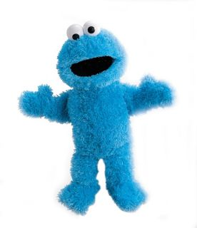 Gund Sesame Street Cookie Monster Full Body Hand Puppet