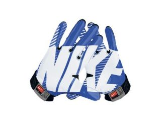 GF0093 NFL Official Vapor Jet 2 0 Football Gloves Royal Med