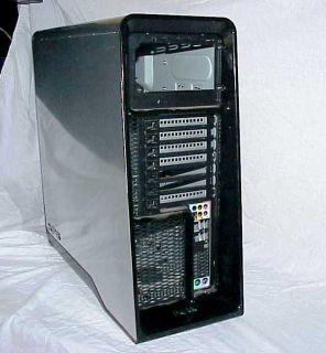 Dell XPS 630 630i Full Tower Case Black PP088 Warranty