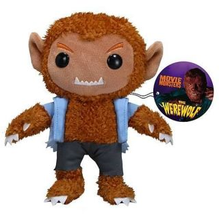 Funko Werewolf Universal Monsters Plushies Plush Doll