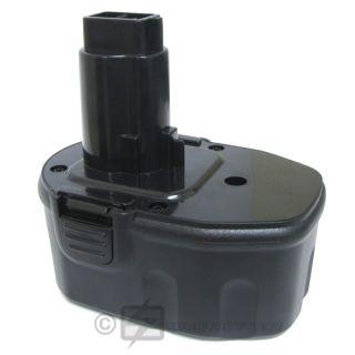 NiCD battery for DEWALT 14.4V 14.4 VOLT Cordless Tool DC612KA DC731KA