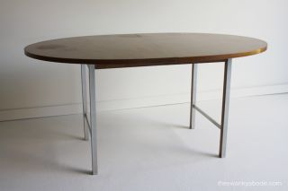 Modern Paul McCobb Dining Table for Calvin Furniture Co
