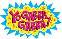 Kids Yo Gabba Gabba Soft Plush Fleece Throw Blanket New