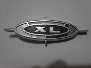 Ford Galaxie 500 XL Rear Seat Emblem