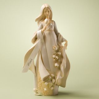 Foundations FRIEND ANGEL FIGURINE #4025636 ENESCO BNIB Special Friend