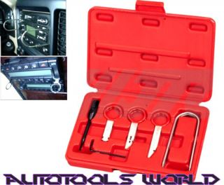 BENZ BMW VW AUDI FORD American Car RADIO TOOLS REMOVAL TOOL KIT