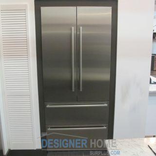 Liebherr HCS2062 36 French Door Refrigerator Freezer