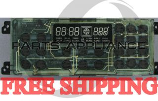 Frigidaire Stove Oven Range Control Board 316207620 Remanufactured
