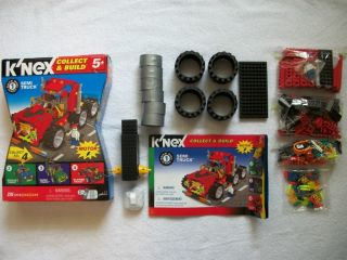 NEX Collect and Build Motorized Lego Set  Semi Truck Road Rigs