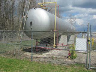 18 000 Gallon LPG Storage Tank Propane Gas with EXTRAS