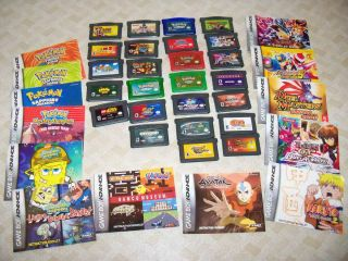 Game Boy Advance Games 25 Total